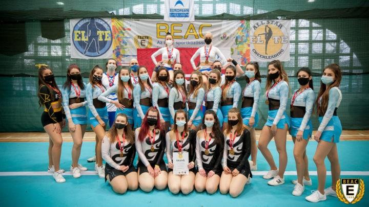 Újra színpadon egyetemeink cheerleaderei! (0)