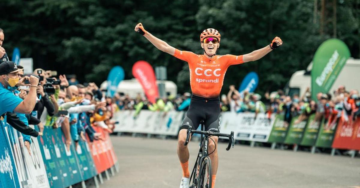 A reptéren írt szakdolgozat – interjú Valter Attila profi országúti kerékpárossal (2)