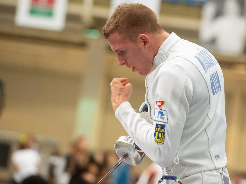 Andrásfi Tibor MEFOB-bajnok