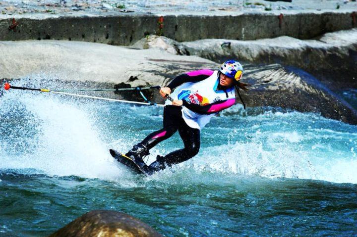 Free riderek a vízen - bemutatkozik a wakeboard