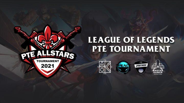 Óriási sikert aratott a PTE ALLSTARS II-League of Legends (1)
