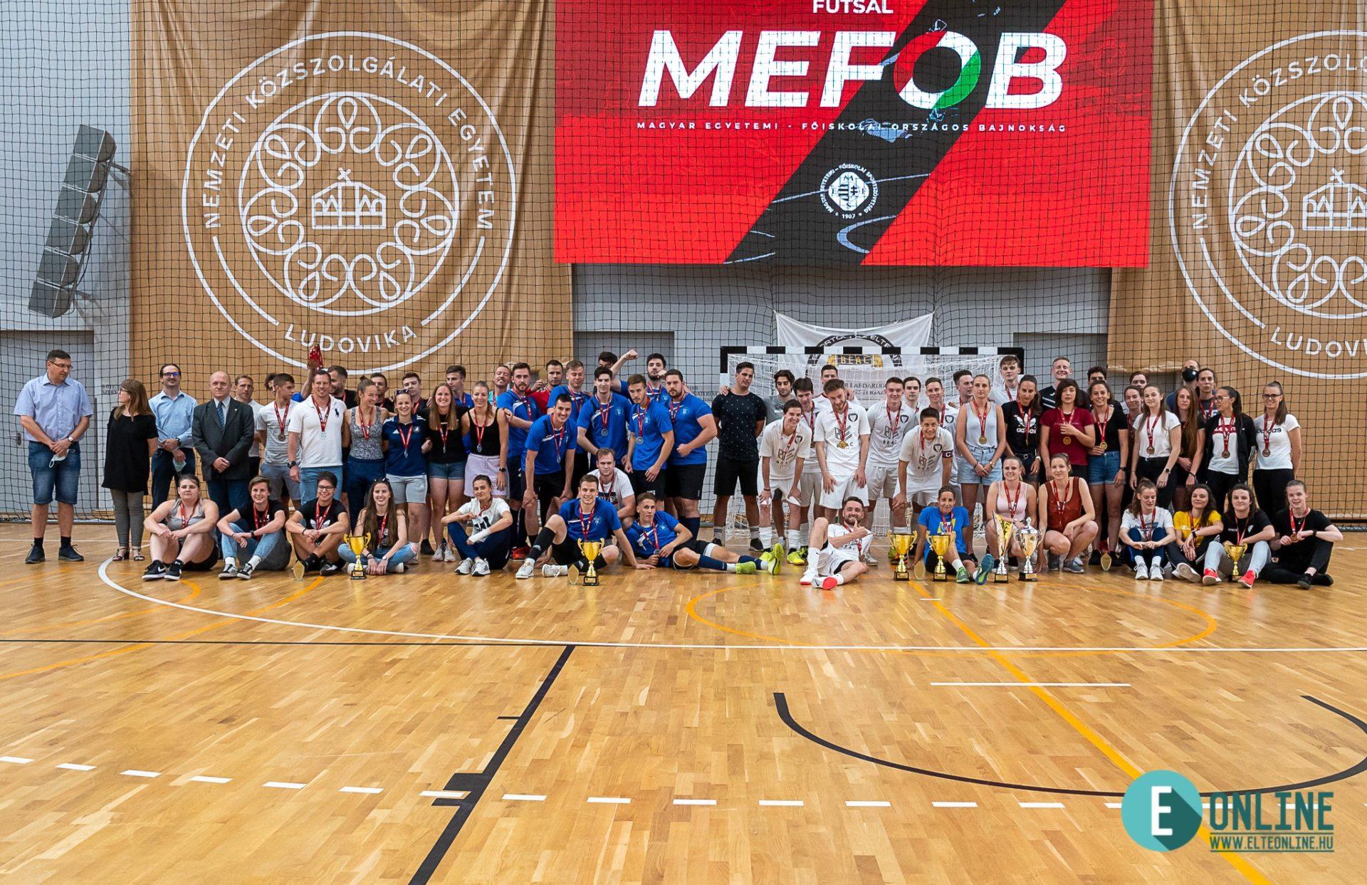 Futsal MEFOB-döntő így látták a győztesek