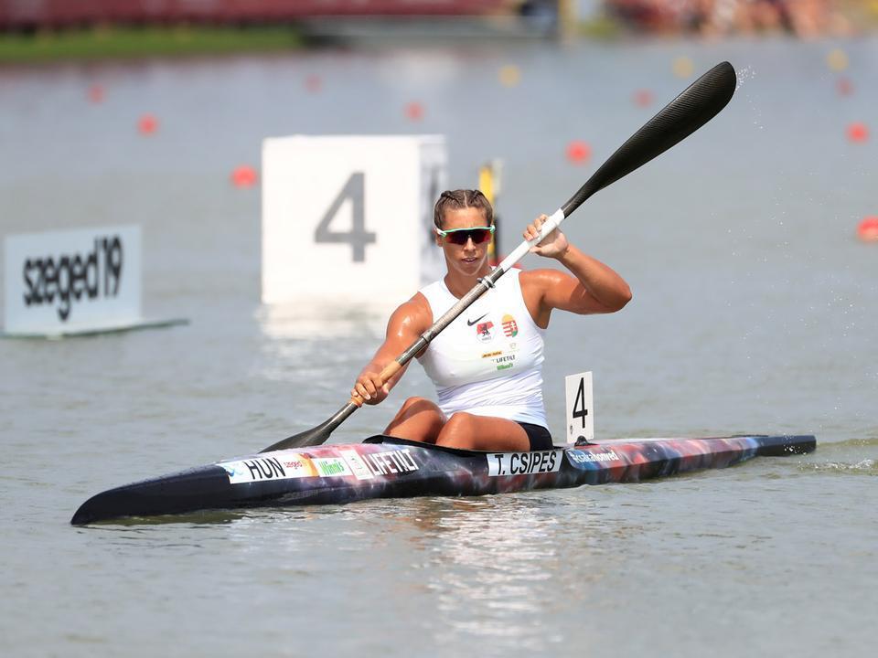 Három számban is aranyérmet nyerne az olimpián Csipes Tamara