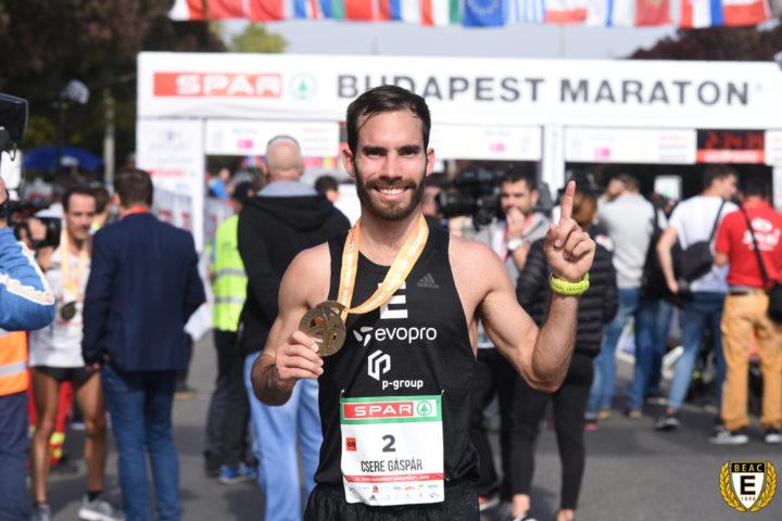 Már majdnem kétszer körbefutotta a Földet Csere Gáspár olimpikon maratonista