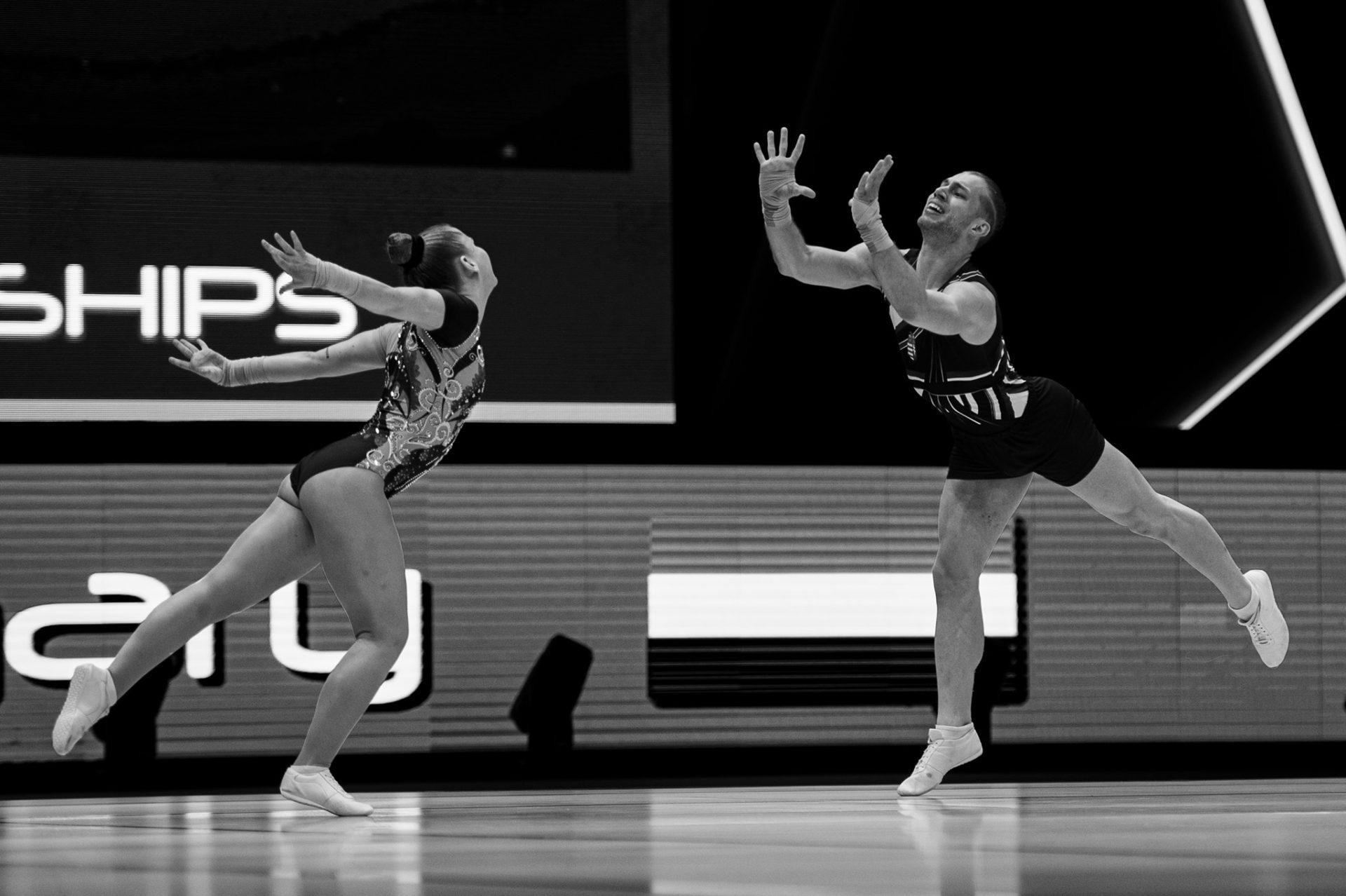 Világbajnokság után a MEFOB-on bizonyítottak legjobb aerobikosaink