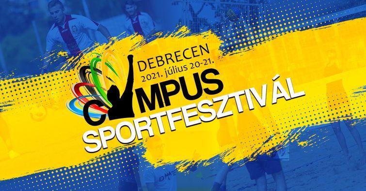 Két nap sportolás után jöhet a bulizás véget ért a Campus Sportfesztivál