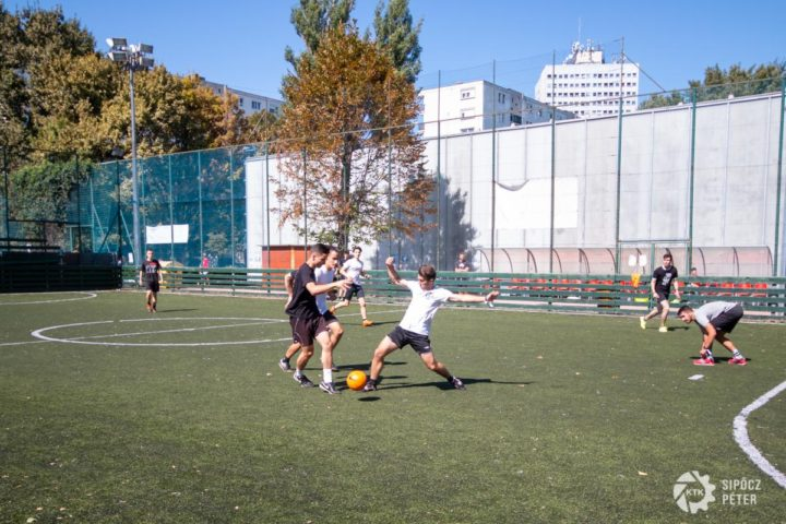 BME Sportnap: nem tilos a mozgás