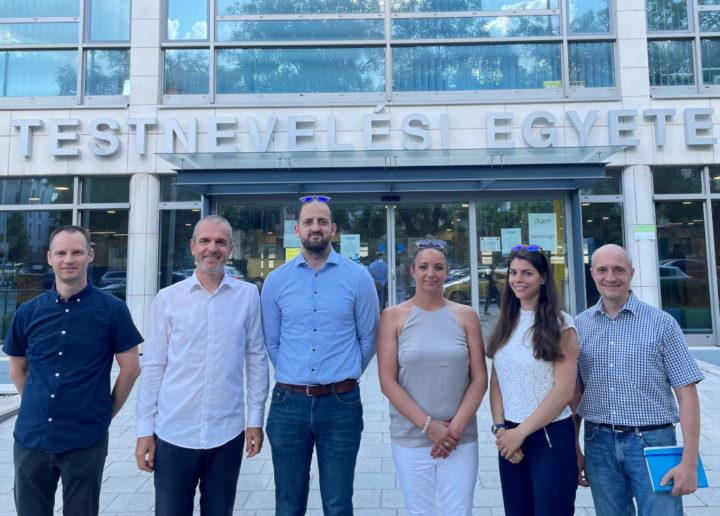 Budapesten tartja éves közgyűlését az Európai Egyetemi Sportszövetség