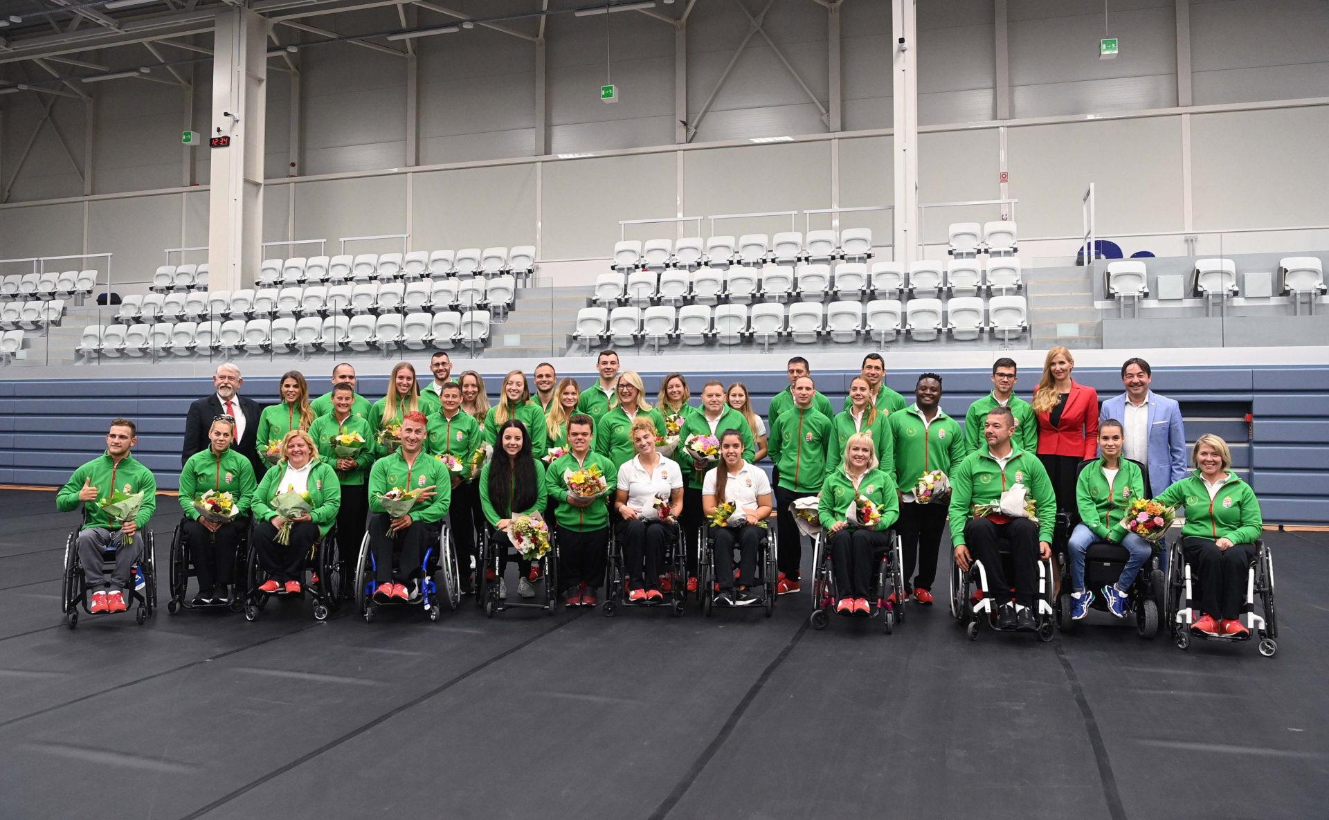 Legsikeresebb paralimpiai szereplés - főszerepben az egyetemi sportolókkal